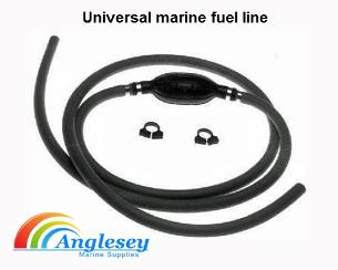Universal Boat Fuel Line